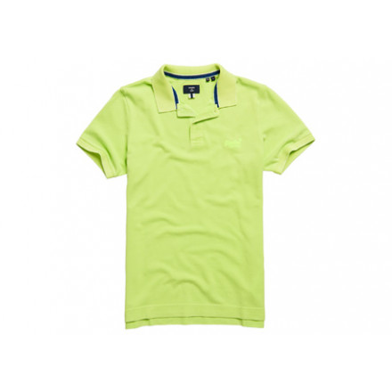 POLO VINTAGE DESTROYED SUPERDRY HOMBRE