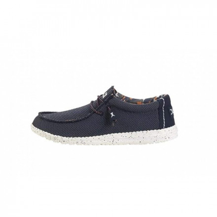 ZAPATO DUDE WALLY SOX BLUE MULTI