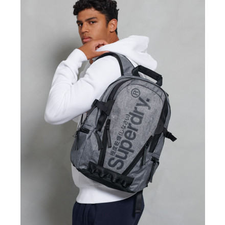 MOCHILA SUPERDRY COATED MARL TARP