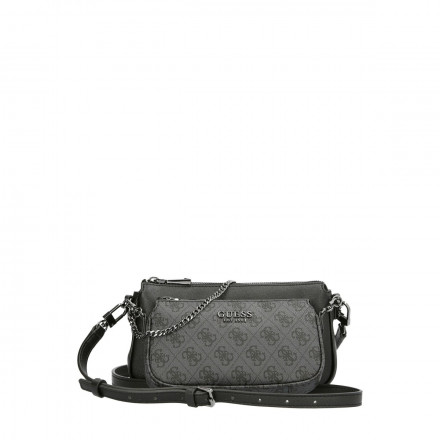 BOLSO MIKA DOUBLE POUCH GUESS MUJER