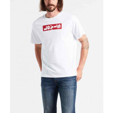 Camiseta Levis Oversized Graphic