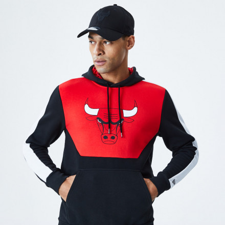 Sudadera New Era Chicago Bulls Colour Block