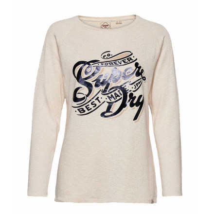 JERSEY SUPERDRY DETROIT GRAPHIC
