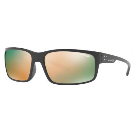 Arnette Fastball 2.0 Black/Grey Mirror Rose