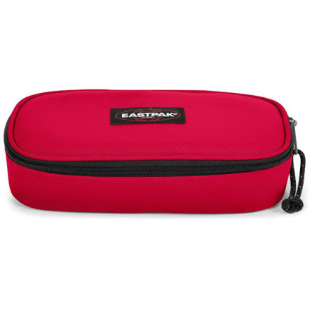 Estuche Eastpak Oval Single Stop Red