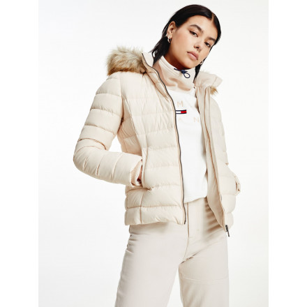 CHAQUETA HOODED TOMMY HILFIGER MUJER