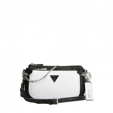 BOLSO ARIE DOUBLE POUCH GUESS MUJER