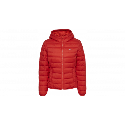 CHAQUETA TOMMY HILFIGER HOODED QUILTED ZIP