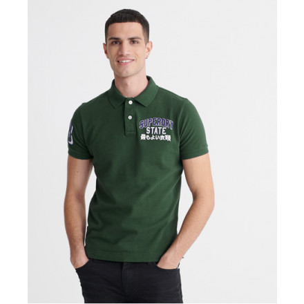 POLO CLASSIC SUPERSTATE SUPERDRY HOMBRE