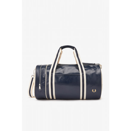 BOLSO CLASSIC BARREL FRED PERRY HOME