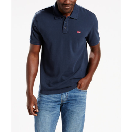 POLO LEVIS HOUSE MARK H. DRESS BLUE T2XL