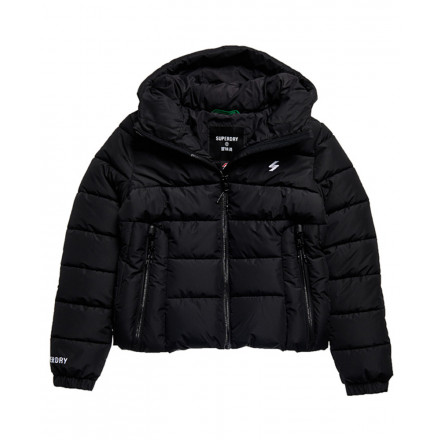 CHAQUETA OODED SPORTS SUPERDRY MUJER