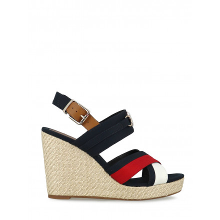 ZAPATO ESSENTIAL HARDWARE HIGH TOMMY MUJER