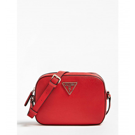 Bolso Guess Carys Crossbody Top Zip Red