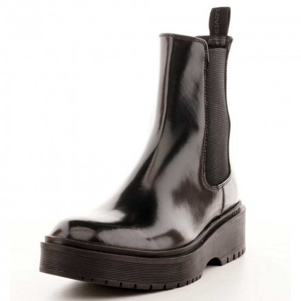 BOTAS LENNA COW LEATHER LEVIS MUJER