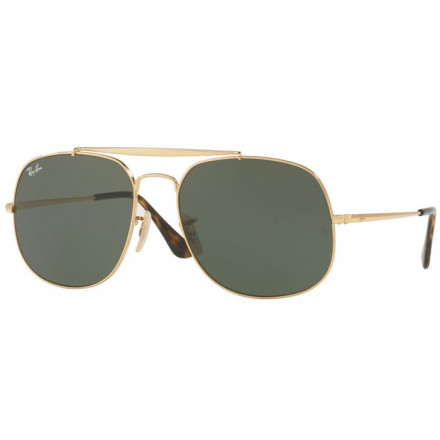 RAYBAN THE GENERAL GOLD