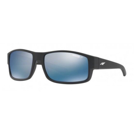 Arnette Boxcar Matte Black/Polar Dark Grey