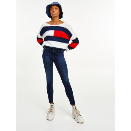 TEJANO NORA ANKLE TOMMY HILFIGER MUJER