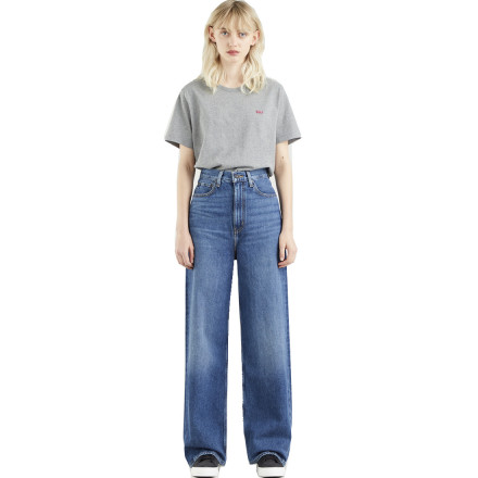 TEJANO HIGH LOOSE LOSE LEVIS MUJER