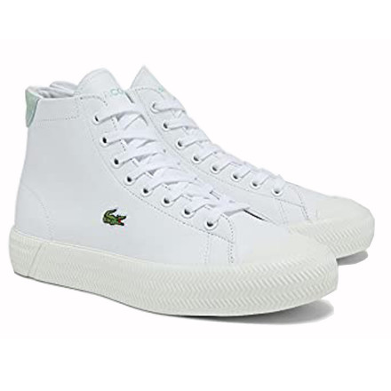 ZAPATILLA GRIPSHOT MID 0321 1 LACOSTE MUJER