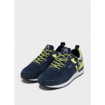 Zapatillas Pepe Jeans Tinker Pro 73. Midnight