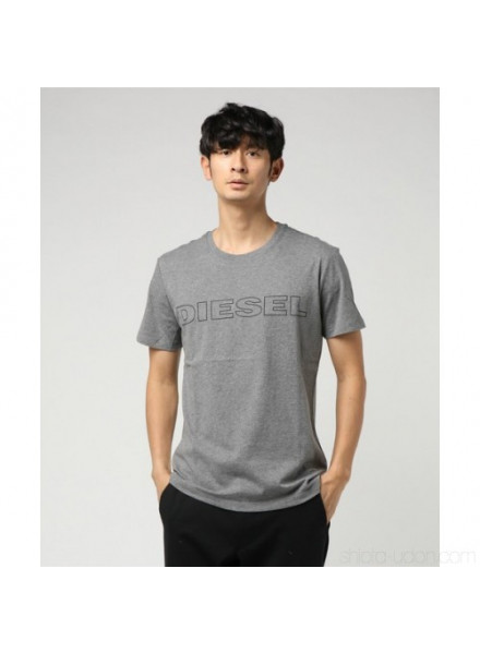 Camiseta Diesel Umlt-Jake Grey