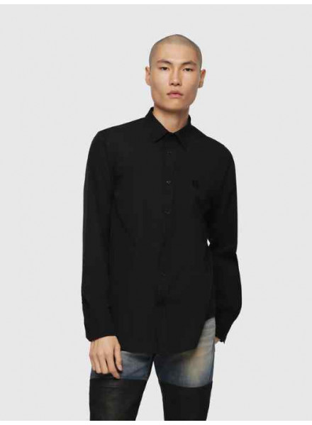 Camisa Deisel S-Bill Black