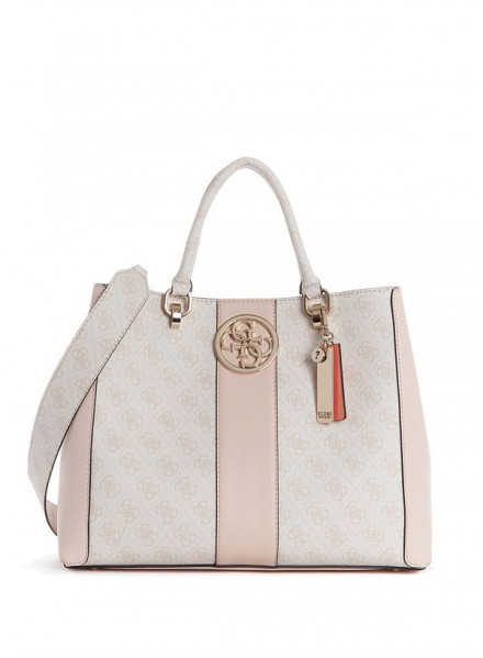 Bolso Guess Bluebelle Carryall Blush
