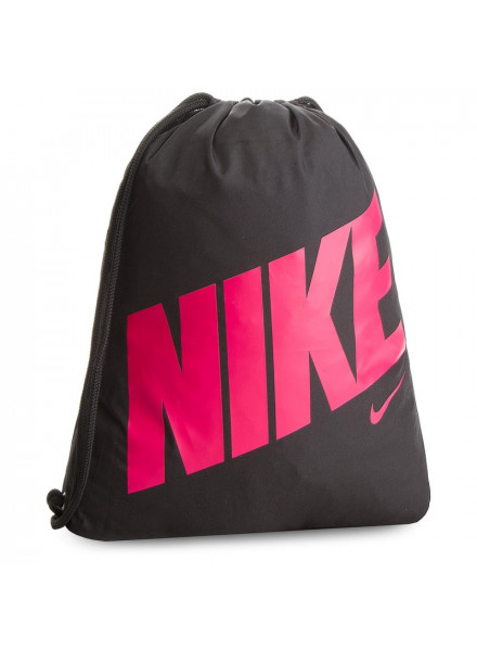 Gimsack Nike Graphic Sackblack/Black/Rush Pink