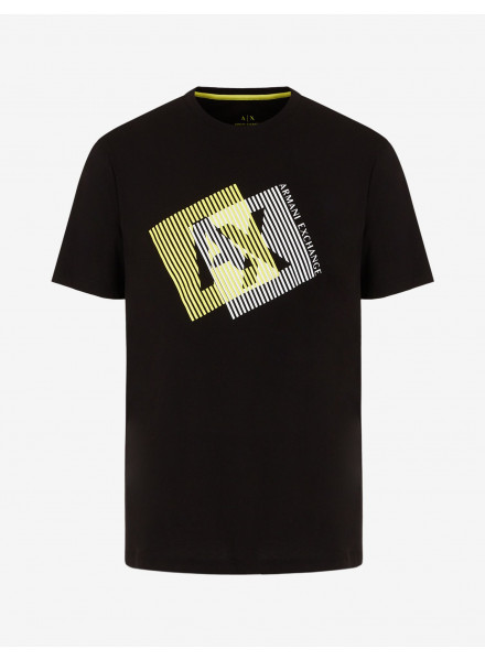 CAMISETA ARMANI EXCHANGE BLACK