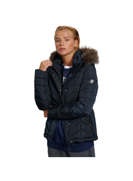 CHAQUETA SUPERDRY LUXE FUJI PADDED