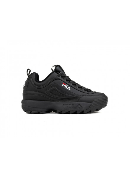 Zapatillas Fila Disruptor Low Negro