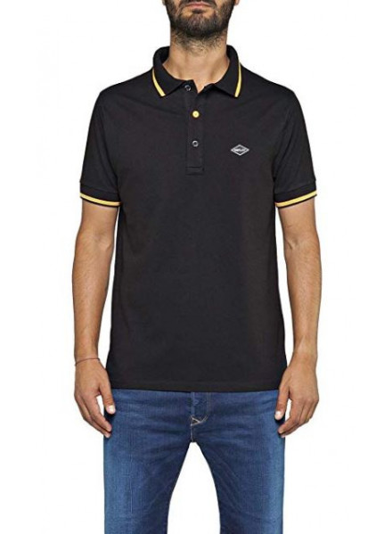 Polo Replay Stretch Black