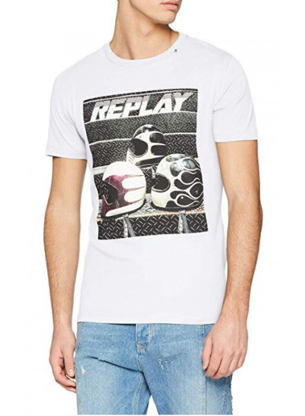 Camiseta Replay Basic 30/1