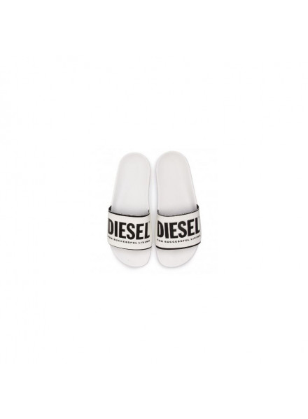 Chanclas Diesel Sa-Valla White