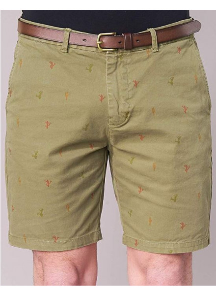 Bermudas Scotch & Soda Garment Dyed Combo C