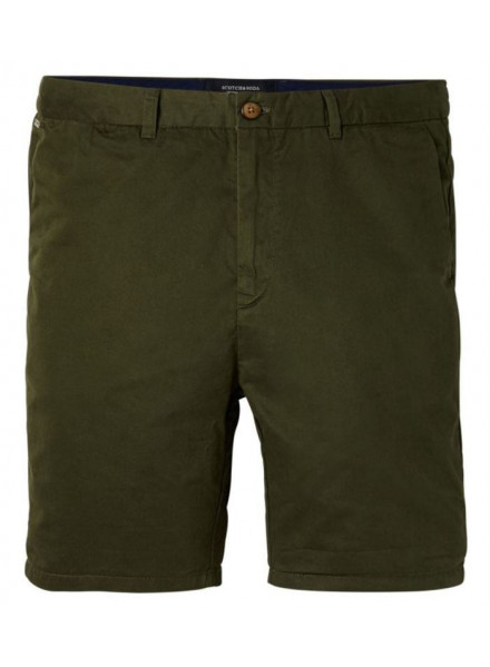 Bermudas Scotch & Soda Classic Army