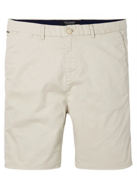 Bermudas Scotch & Soda Classic Stone