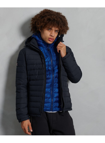 CHAQUETA SUPERDRY HOODED FUJI