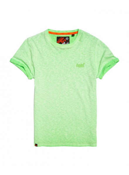 Camiseta Superdry Low Roller Surge Gree