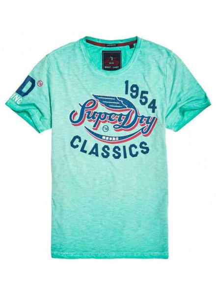 Camiseta Superdry High Flyers Slub
