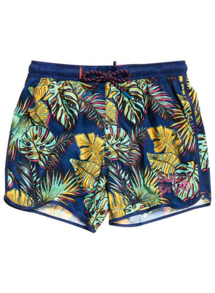 Short Superdry Echo Racer Swim