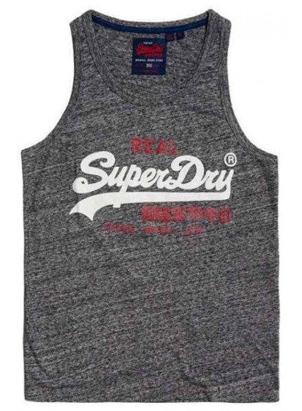 Camiseta Superdry Logo Mid Weight