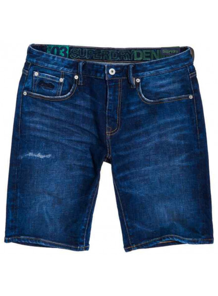 Short Superdry Tyler Slim Collier Da