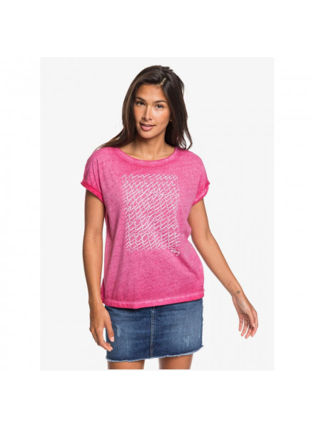 Camiseta Roxy Summertime Happiness
