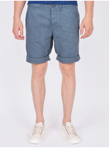 Bermudas Superdry Internacional H. Chrome Blu