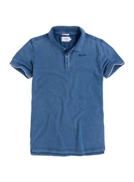 Polo Pepe Jeans Fra Blue