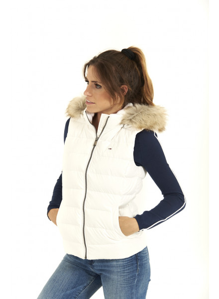 Chaqueta Tommy Hilfiger Hooded Down