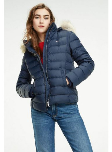 Chaqueta Tommy Hilfiger Hooded Mujer