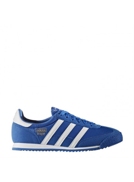 Zapatillas Adidas Dragon Og J Azul